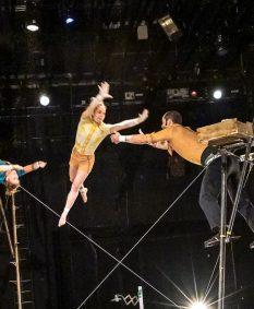 Cirque Poussière La Grande Echelle 2016 Monfort © Thomas Bartel