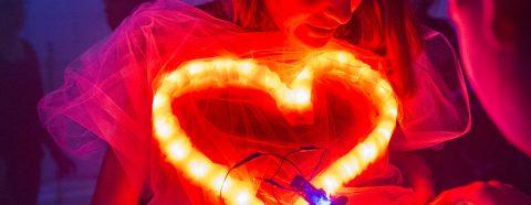 CED Week-end créatif 2017 coeur en LED ©Quentin_Chevrier