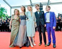 Equipe de C. Le Bon Adami Cannes marches 2018 (c) Thomas Bartel