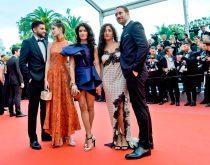 Equipe de S. Ouazani Adami Cannes marches 2018 (c) Thomas Bartel