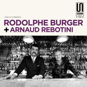 Pochette Rodolphe Burger et Arnaud Rebotini Session Unik 2018 © Radio France / Christophe Abramowitz