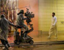 Talents Adami Cannes 2018 Charles VAN DE VYVER pendant le tournage du court métrage de Mélanie Thierry ©Thomas Bartel