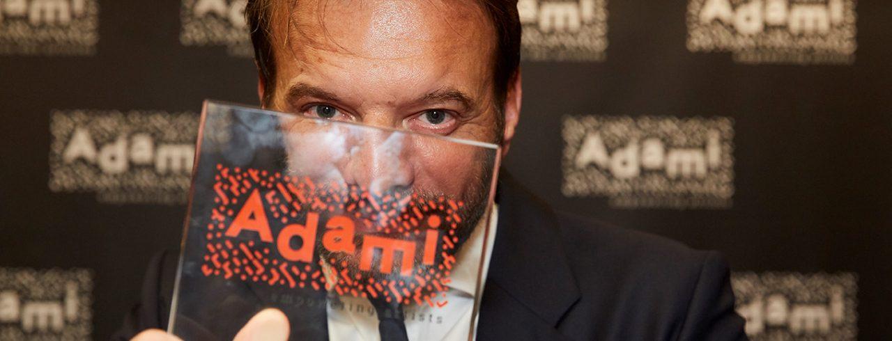 Samuel Le Bihan Prix Adami artiste citoyen
